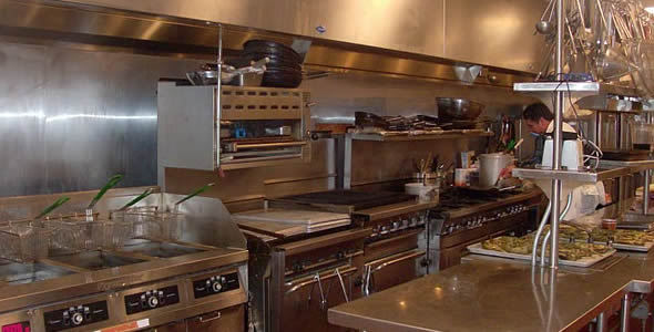 Omega 39 s catering equipment rental scheme omega technical for Best commercial kitchen designs